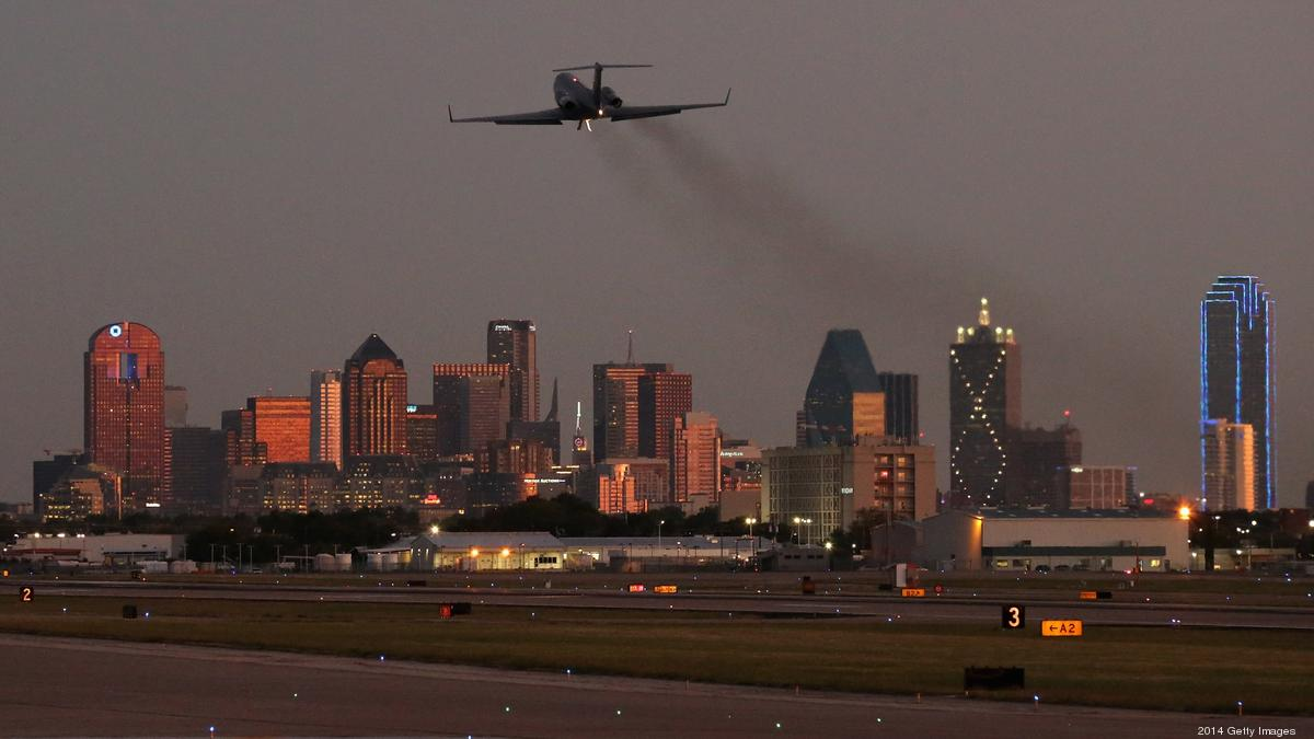Dfw And Love Are Larger Than The Airports In Houston