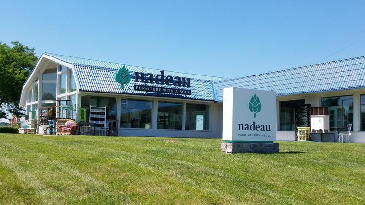 Nadeau Furniture With A Soul Opened A New Store In Overland Park.