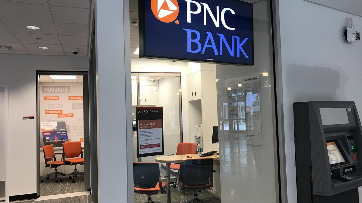 PNC leader: New NC State branch is the 'future of banking