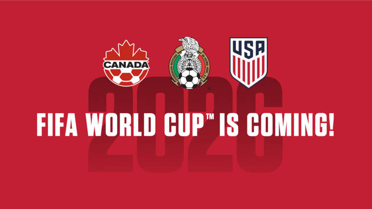 Hosting 2026 world cup could bring 620m economic impact to dallas the united bid including canada mexico and the united states won the vote gumiabroncs Images