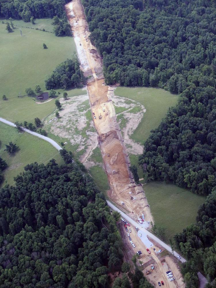 Construction resumes for Duke Energy\'s Atlantic Coast Pipeline ...