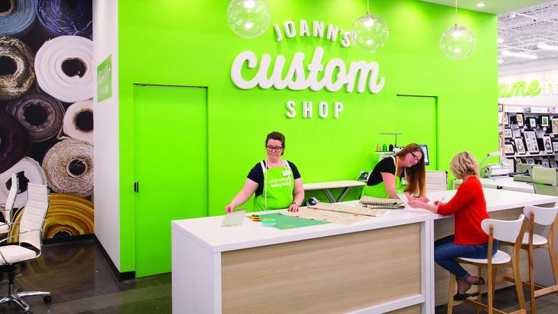 Joann Customers Can Design Their Own Fabric Bizwomen