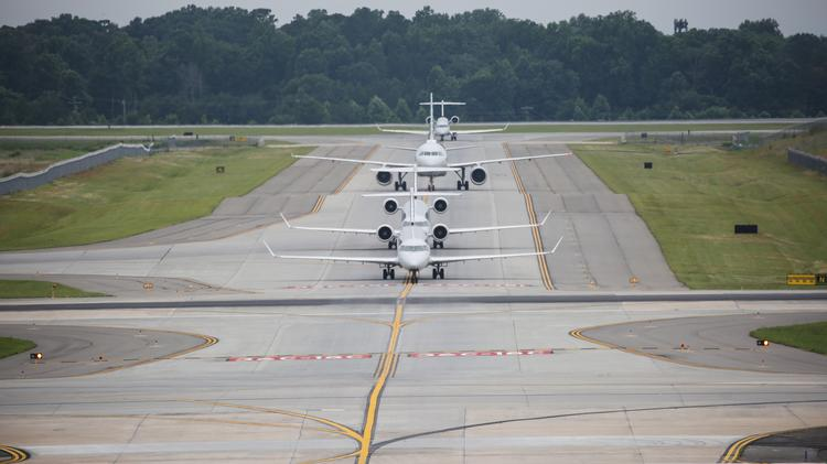 What's changed in plans for new runway at Charlotte airport