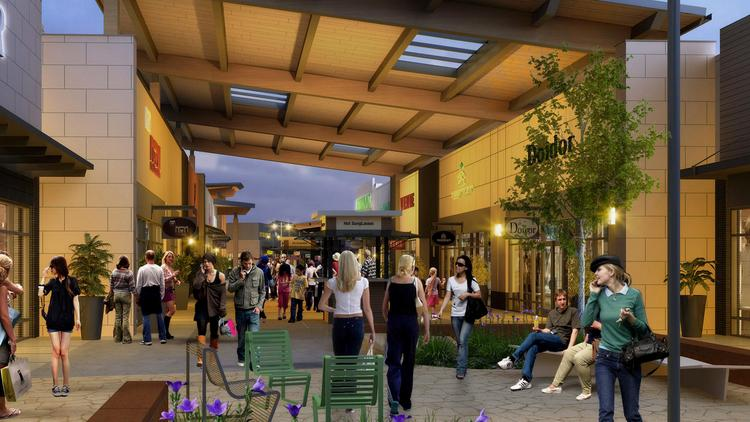 adba498f The developer of the new $134 million, 94-acre Denver Premium Outlets mall  in
