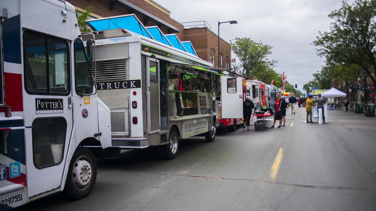 Uptown Food Truck Festival To Feature 17 New Trucks Minneapolis