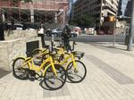 Unicorn flees Austin; Goodbye bright yellow Ofo bikes for rent