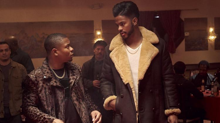 fd6f4a82d Jason Mitchell and Trevor Jackson star in this slick remake of