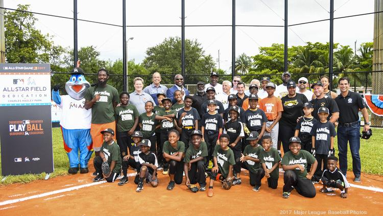 $5M MLB All-Star Legacy Initiative to help fund seven