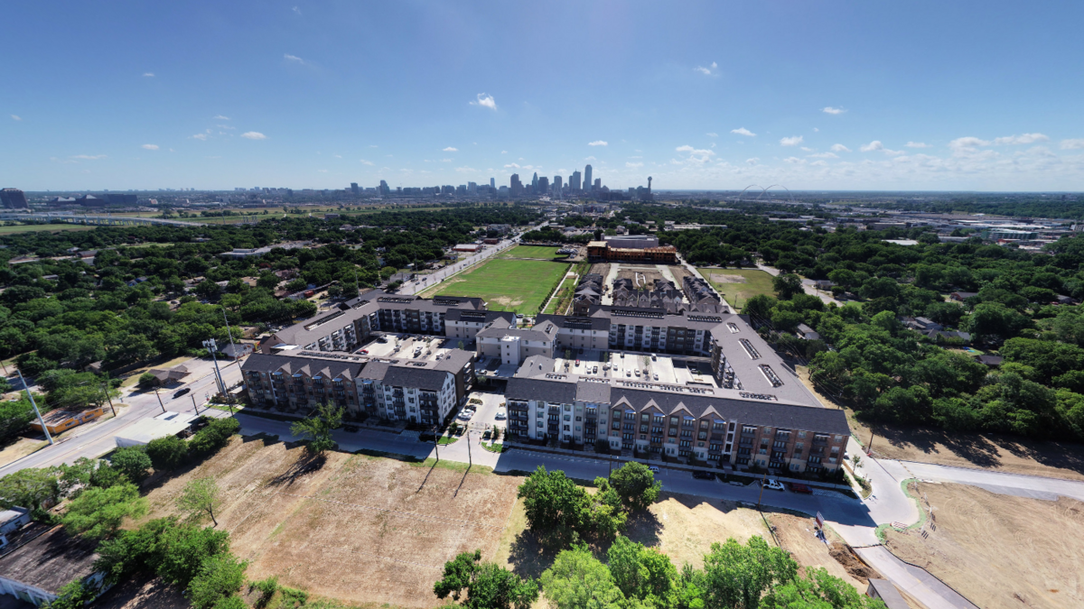 Stonelake Capital Partners Submits Plans For More Apartments At