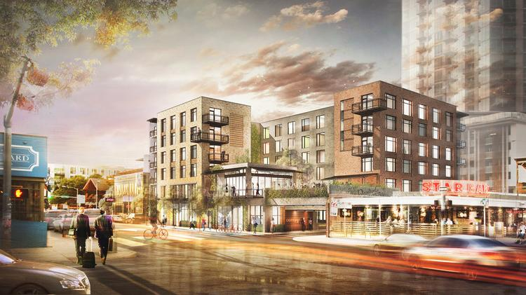 Scenic Capital Advisors Is Developing The 140 Room Hilton Canopy Hotel At 612 W