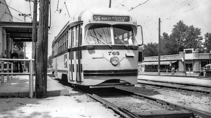 Could Trolley Track Trail once again serve as a streetcar route?