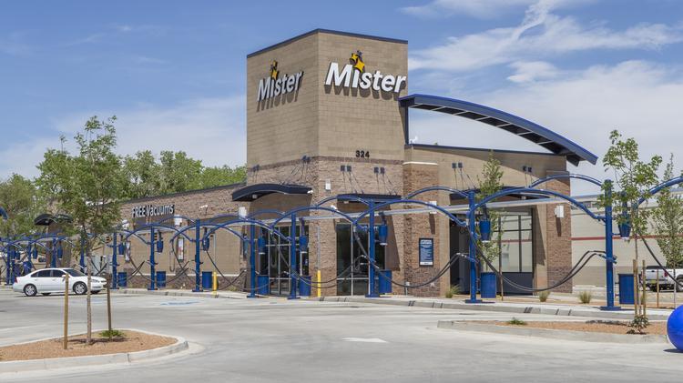 Mister Car Wash Albuquerque Clean Machine Car Wash