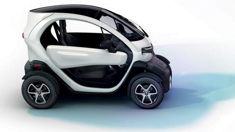 Here S The Two Seat Renault Twizy Pod Car That Bike And Scooter Company Lime May Rent By The End Of The Year Bizwomen