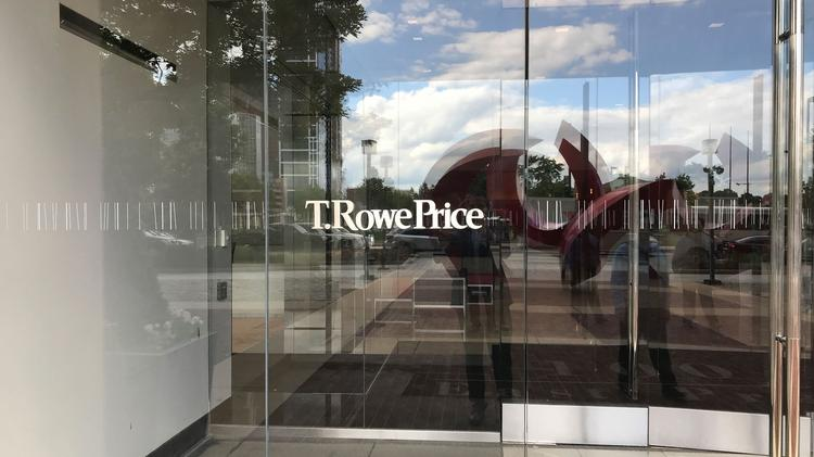Image result for justin white T. Rowe Price New America
