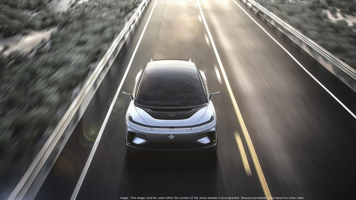 Faraday Future is looking for an emergency lifeline as execs leave forecasting