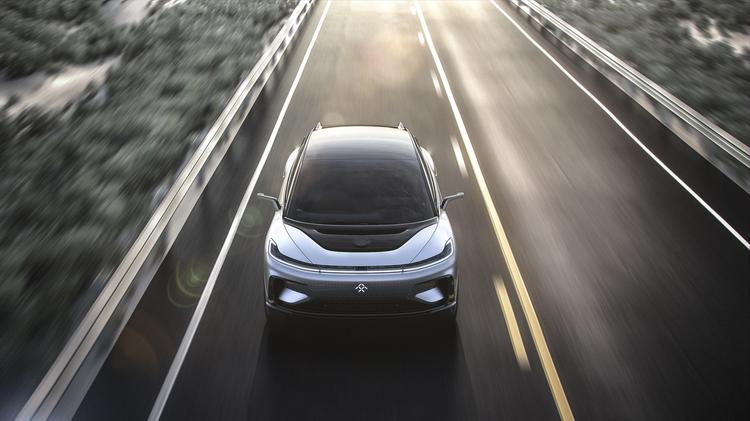Faraday Future Has Entered Into A New Restructuring Agreement With Evergrande Health Industry Group Ltd