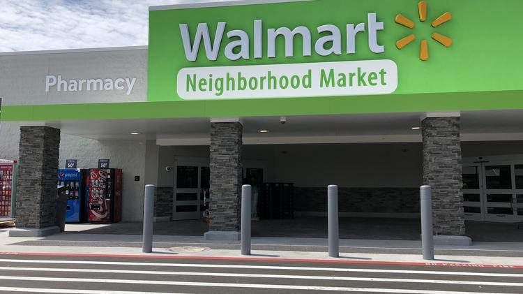Redesigned Walmart Neighborhood Market opens in Baymeadows