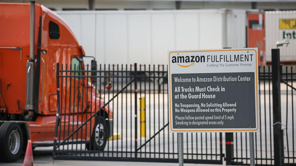 $211 6M in construction permits issued for Amazon's latest
