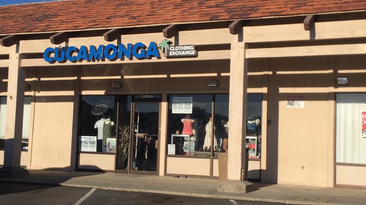 Cucamonga Clothing Exchange plans Rocklin store - Sacramento
