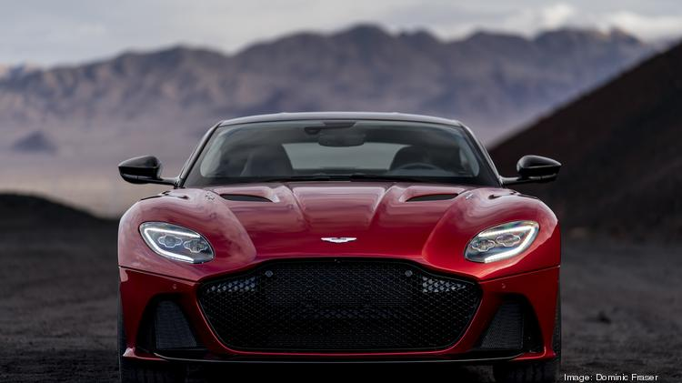 Automotive Minute Aston Martin DBS Superleggera Debuts In London - How many aston martin dbs were made