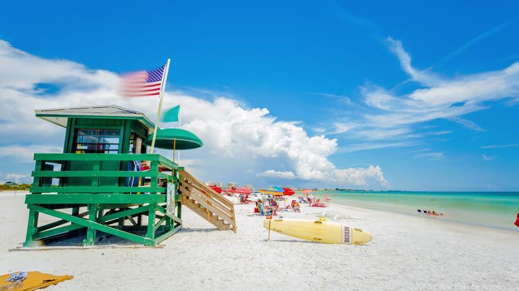 Sarasota Ranks Among Top 10 Best Beach Towns In America Tampa Bay