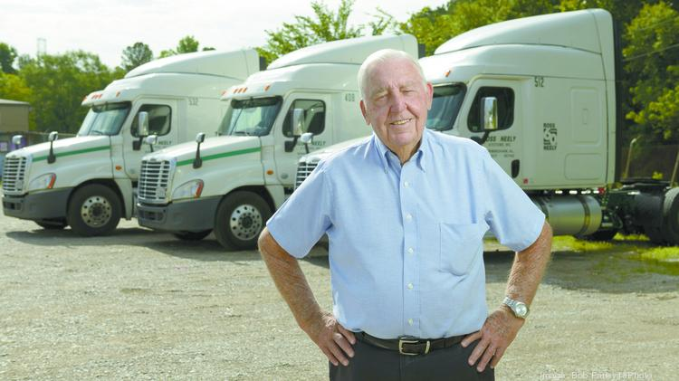 Founder of Birmingham trucking company Ross Neely Systems