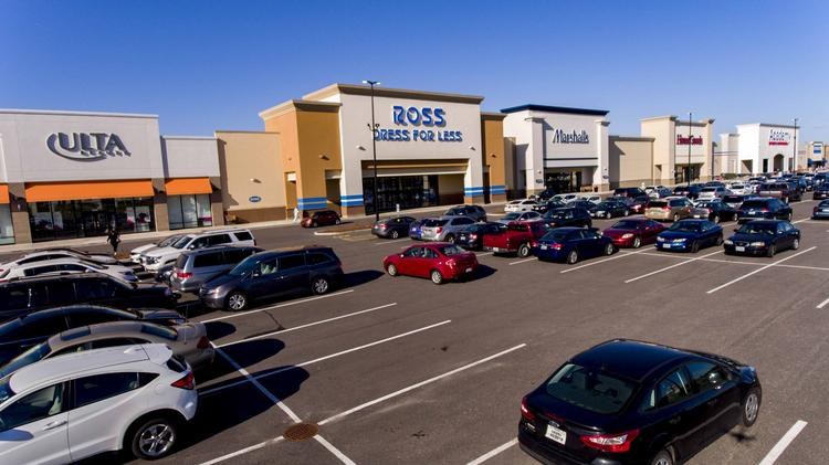 7d43aa30e00 Ross Dress for Less is one of the retail tenants at Shoppes at Mid Rivers.