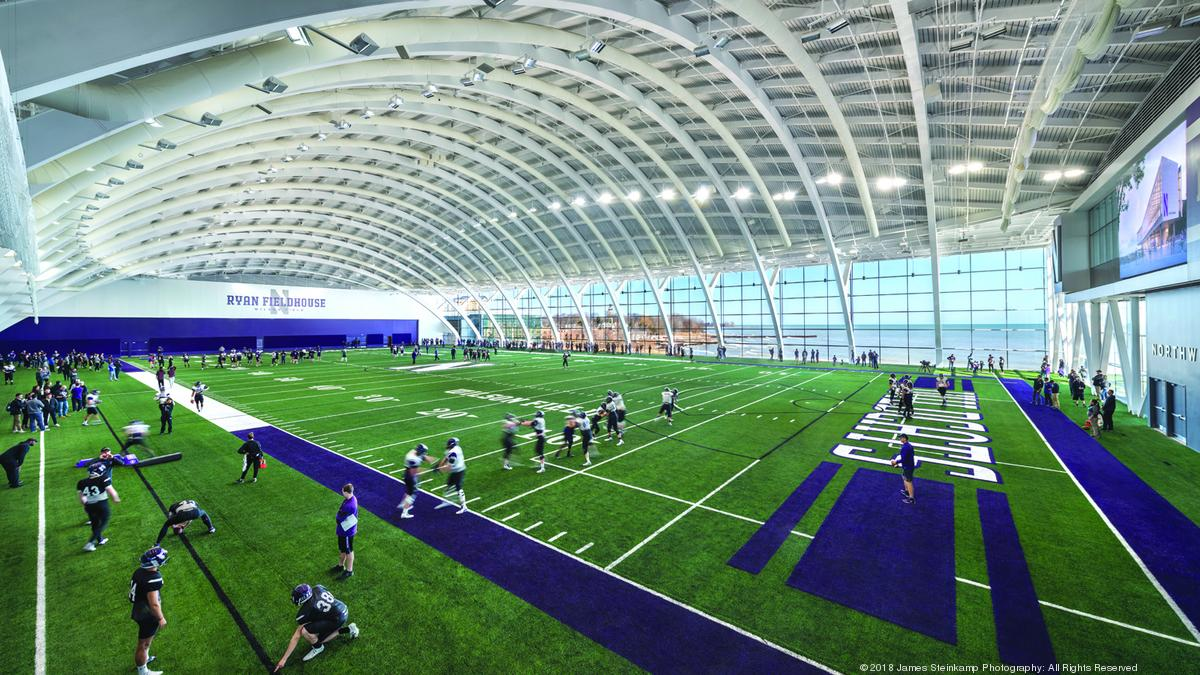 Lakefront Facility Puts Northwestern Among The Elite Chicago Business Journal