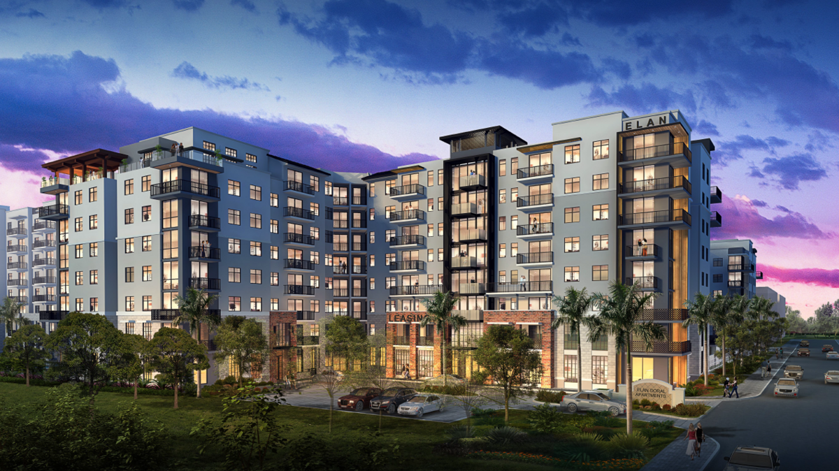 Greystar Seeks Deal With Codina Lennar To Build Apartments In