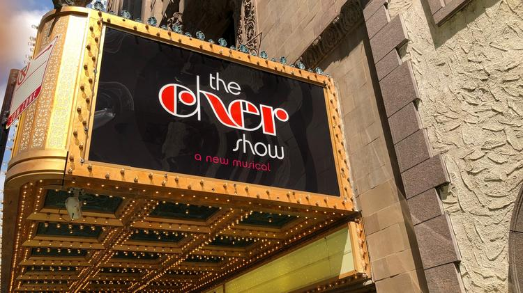 Image result for the cher show musical
