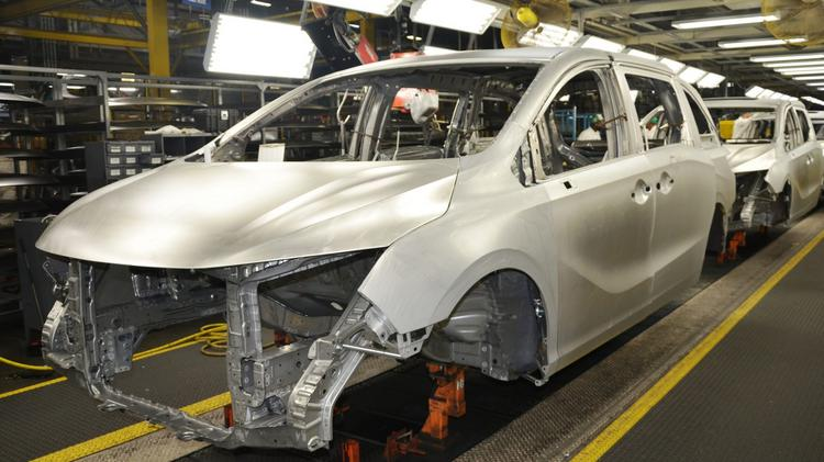 Unipress, Which Supplies Honda Manufacturing Of Alabama, Is Expanding Its  Facility In Steele.