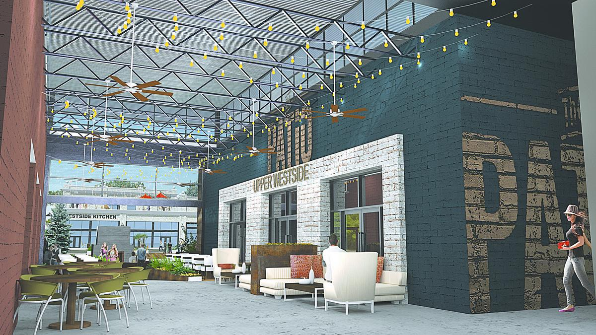 Hospitality Notes: $40M project lands new partners, first tenants ...