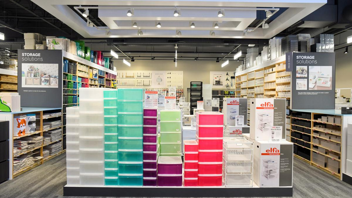The Container Store Unveils Its First Next Generation Store   Dallas  Business Journal