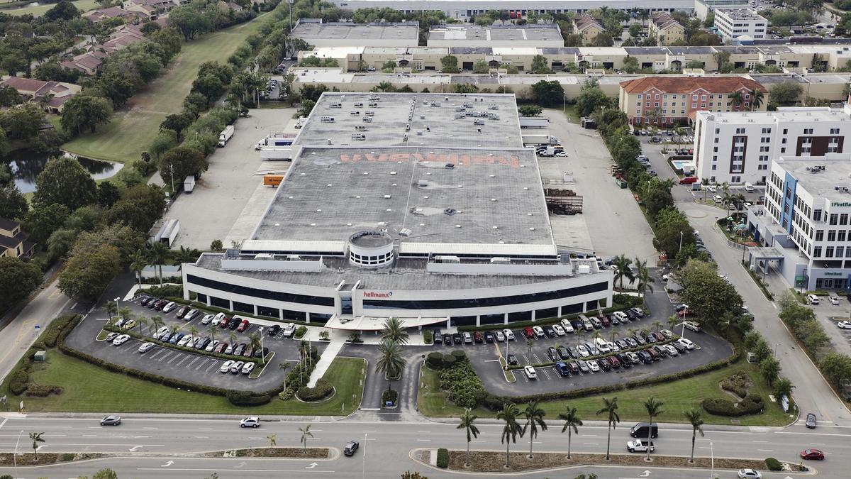 Hellmann Worldwide Logistics Sells North American