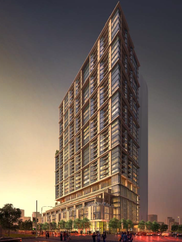 Construction set to start on 'Atelier,' a 41-story high-rise
