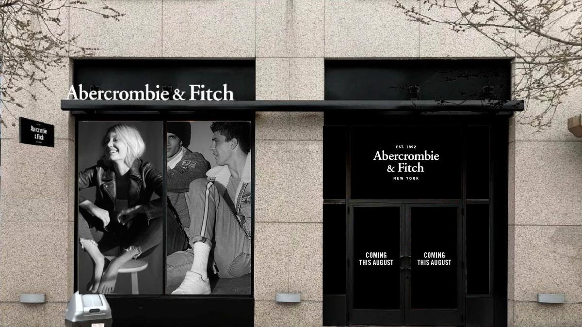 Abercrombie & Fitch opening Gateway store near OSU - Columbus - Columbus Business First