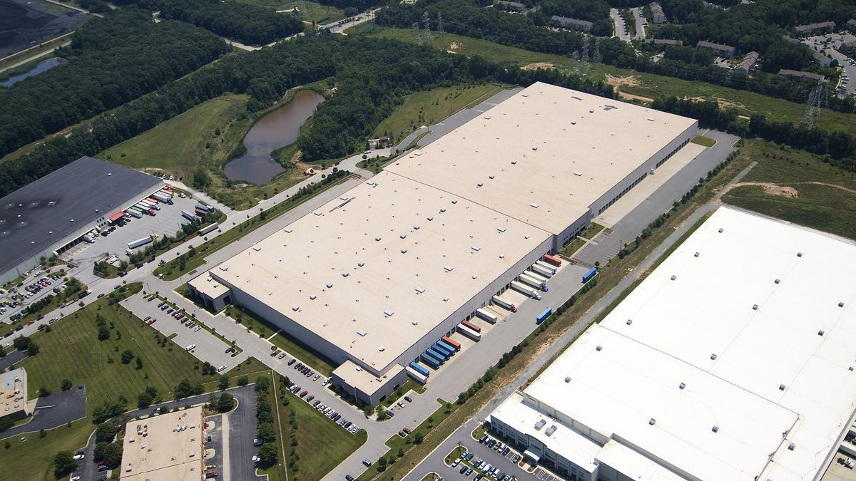 Fila North America doubles warehouse space in Anne Arundel