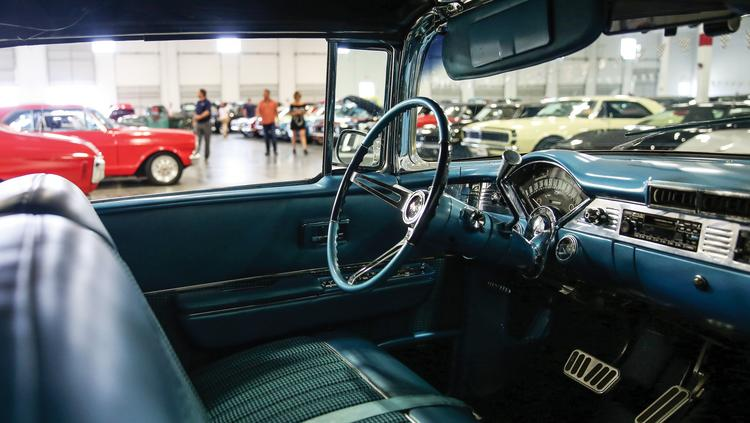 Streetside Classics Builds National Network With Rare Vintage Cars - Streetside classic car show