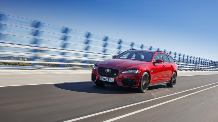 Jaguar Aims To Make A Bold Statement With Its Premium Wagon. Itu0027s An  Alternative To