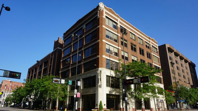 Tire Discounters Buys Downtown Building For Hq Video Cincinnati
