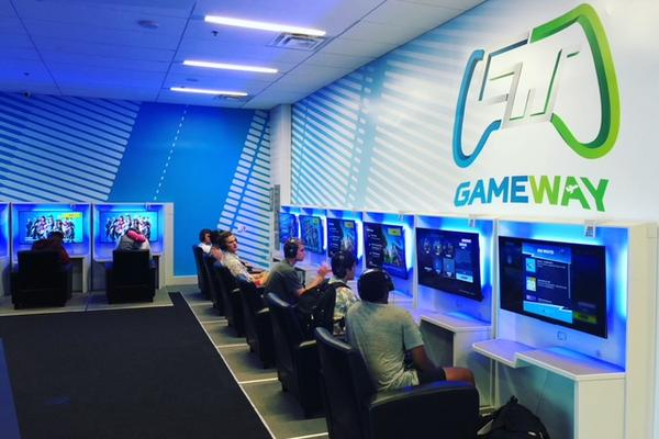 Gameway opens two video game lounges at DFW Airport - Dallas
