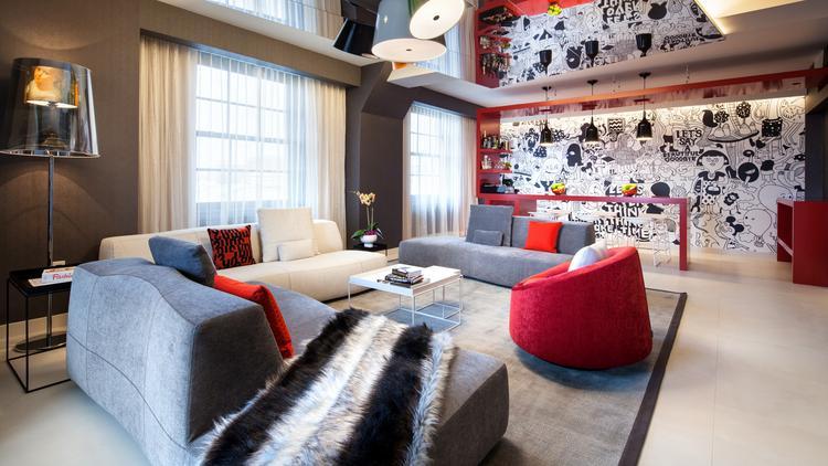W Hotel Washington D C  plans top-to-bottom renovation - Washington