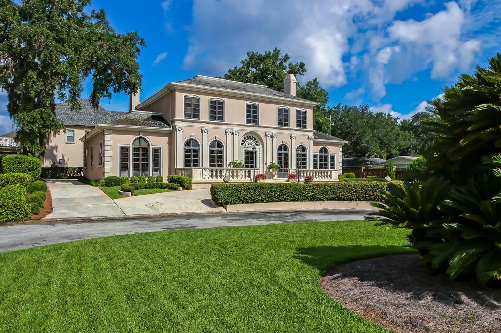 Jacksonville Luxury Real Estate For Sale 3126 Wellesley