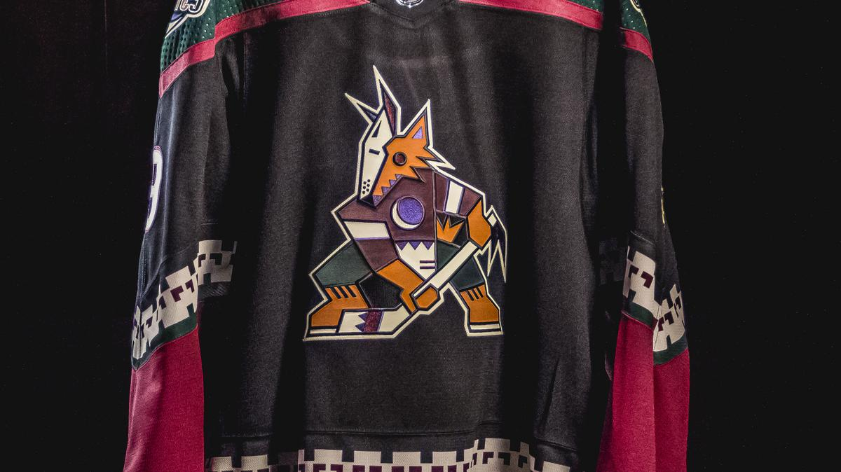 9b06d1e7026 Arizona Coyotes ink deal with Fanatics to operate team stores ...