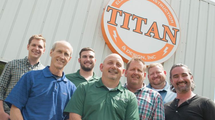 Newark Contractor Gutridge Buys Titan Electrical Construction Lewis