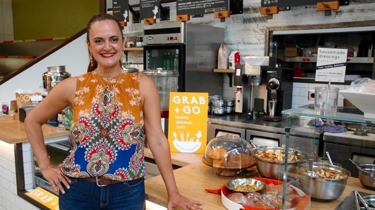 Garden Bar Founder And CEO Ana Chaud Hopes To Open More Locations Of The  Popular Salad