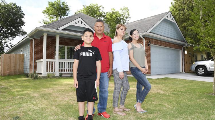 North Texas home ownership a fading dream for many families