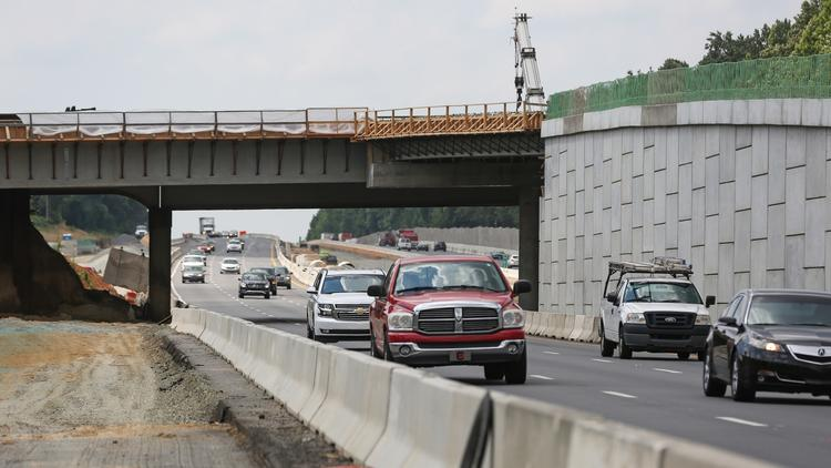 BUZZ: New option for I-77 congestion relief? - Charlotte