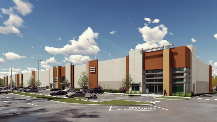 Construction began in May on Distribution 429, a new 652,696-square-foot speculative industrial park at State Road 429 and Florida's Turnpike in Ocoee.