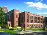 $95M overhaul of Ohio State's Postle Hall starting to take shape